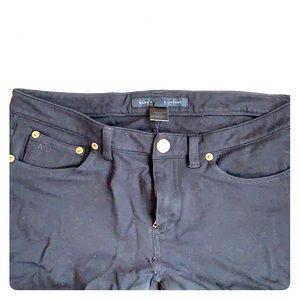 Marc by Marc Jacobs black leggings